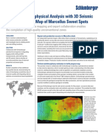 Petrophysical Analysis Marcellus Cs
