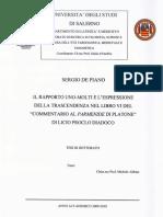 tesi S. De Piano