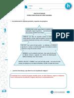 ACTIVIDAD Estructura Social Chile Colonial Pauta PDF
