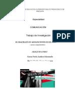 Qué Es El Maltrato. Monografia