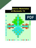 M-72 (1971-1990) los Números Materiales 12-10-16