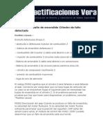 Falla P0302