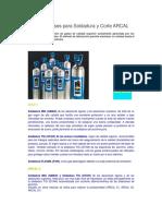 Gama de Gases Para Soldadura y Corte Arcal54046 (2)