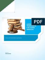 Legislação Trabalhista e Relações Sindicais