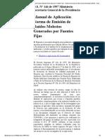 Manual de Aplicación Norma de Emisión de Ruidos Molestos Generados Por Fuentes Fijas - Sistema Nacional de Información Ambiental (SINIA) - Gobierno de Chile