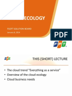 Lecture 1.4 Cloud Ecology