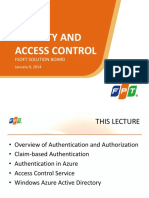 Lecture 7.2 Identity and Access Control