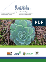 Echeveria Manual Del Perfil Diagnostico Del Genero Echeveria en Mexico