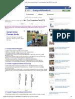 Cara Dan Teknis Kerja Uji Sondir - Cone Penetration Test (CPT) _ Proyek Sipil