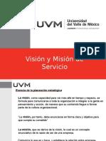 4 Vision y Mision de Servicio