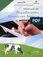 Manual de Procedimiento SSPs