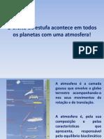 2.º Período - Efeito de Estufa e Alterações Climáticas