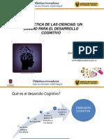 La Didactica de Las Ciencias Bertha Franco