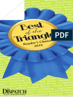 Best of the Triangle 2016