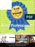 Best Area Professionals 2016