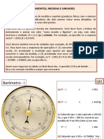 Lista 01 - Física Experimental 1