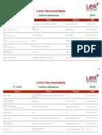 _Lista PNL_2016 - Leitura Autónoma 3CEB