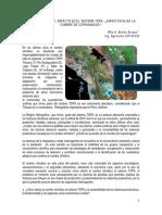 Cambio Climatico TDPS