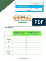 Revisões de Gramática