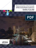 2016 UPCEA Central Conference Program