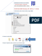 Pasos Para Instalar Matlab 2009 Windows Xp