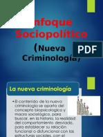 criminologia sociopolitica diapositivas