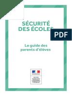 2016 Securite Guide Ecole Parents 616218