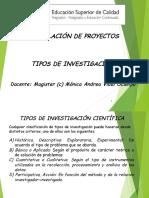 Tipos de Investigacion Cientifica1 1