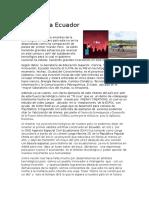 Tecnología Ecuador