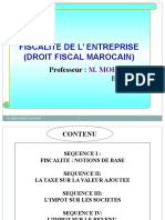 Cours Fiscalite 1