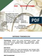 Toksikologi Kedokteran s