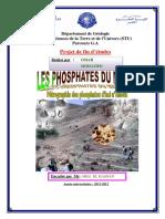 Projet Phosphates
