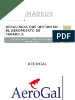 Aerolíneas Que Operan en El Aeropuerto de Tababela