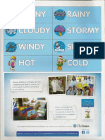TM Weather, Classroom Language, Transports, Days of the Week, Months, Seasons, Verbs