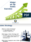 Salesstrategy 2013success 130121164915 Phpapp02