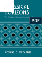 Classical Horizons The Origins of Sociology in Ancient Greece.pdf