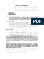 Propuesta - Sistema faccionario