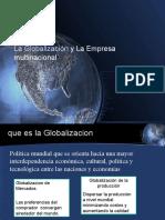Globaliza y Empresa Multi