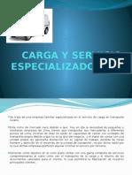 Carga y Servicio Especializada Eirl