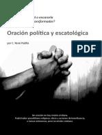 Rene Padilla Oracion Politica y Escatologica.pdf