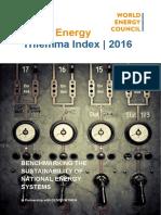 Full Report Energy Trilemma Index 2016