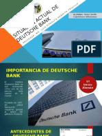 Situación Actual de Deutsche Bank