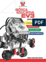 Manual Técnico - Mindstorms EV3