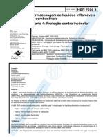 NBR-7505-4 Protecao Tanques Contra Incendio