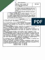 Nbr 5417 Nb 129 - Tolerancias Para Pecas de Ceramica Para Eletrotecnica