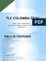 Tlc Colombia Eeuu