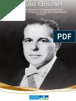 Devolução Simbólica Do Mandato Presidencial Ao Senhor João Belchior Marques Goulart