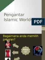 1. IW2013 - Pengantar Kuliah Pandangan Alam Islam