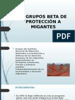 Grupos Beta