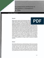 l 4 Por Qué Las Autocracias Promueven La Inestabilidad Luis Felipe Zegarra